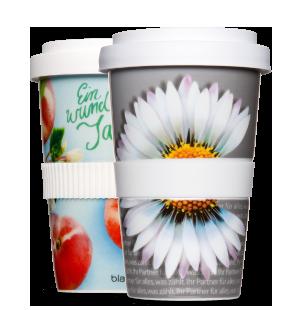 Coffee2Go bedruckt - Kaffee Becher für Ihre Gastronomie