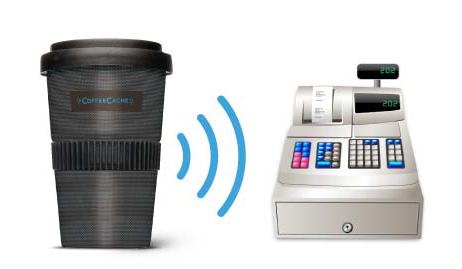 Coffee2Go mit dem CoffeeCache Kassensystem