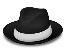 Hut von Agent McCoy - unsere Empfehlung