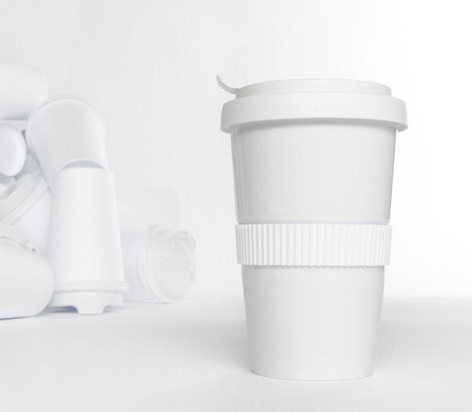 Der Original Coffee2Go Becher aus Porzellan